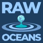 Raw Oceans podcast logo
