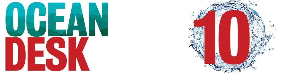 Ocean Desk - Top 10 logo